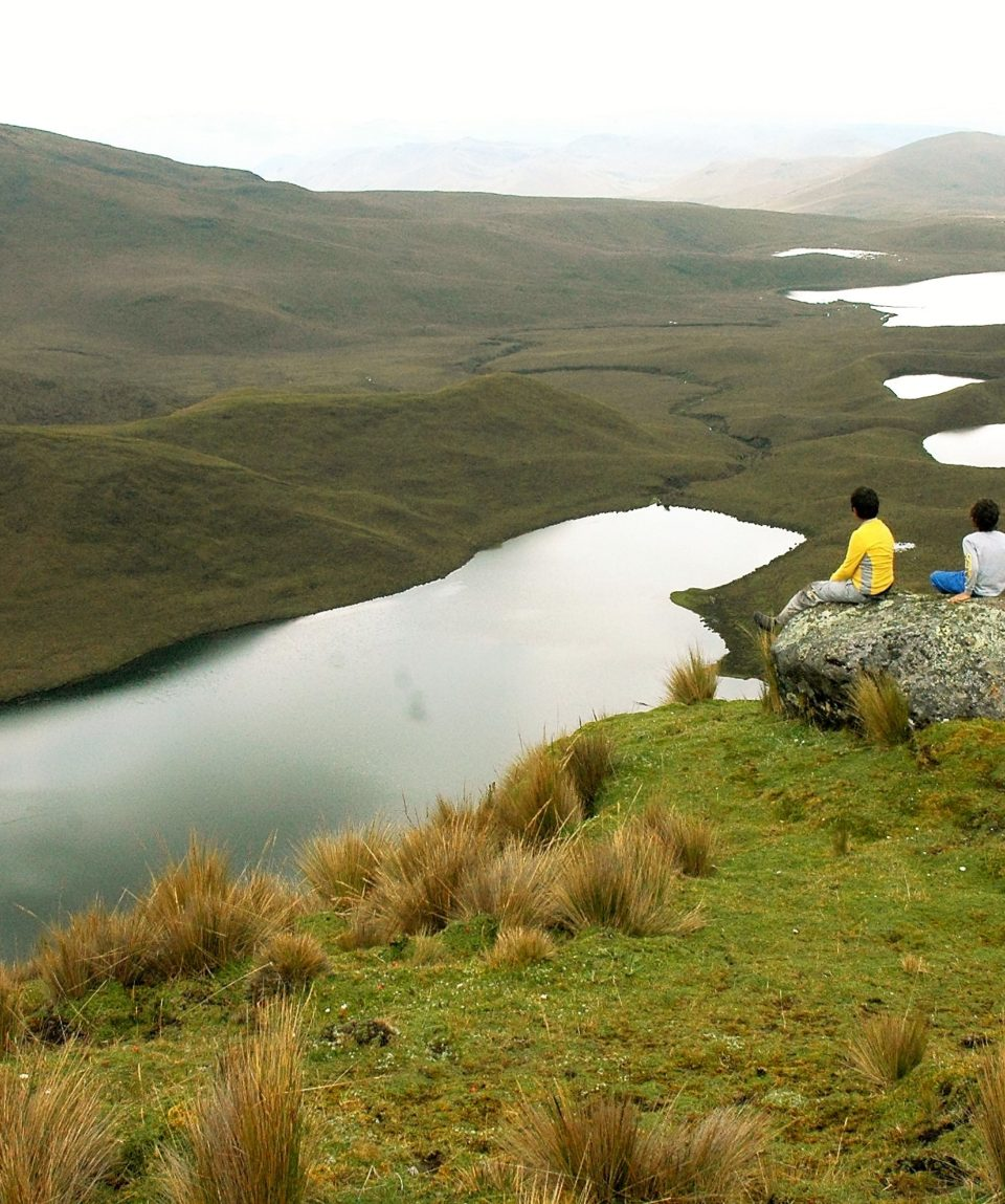 Epic Treks of the Andes and Amazon 7 Days