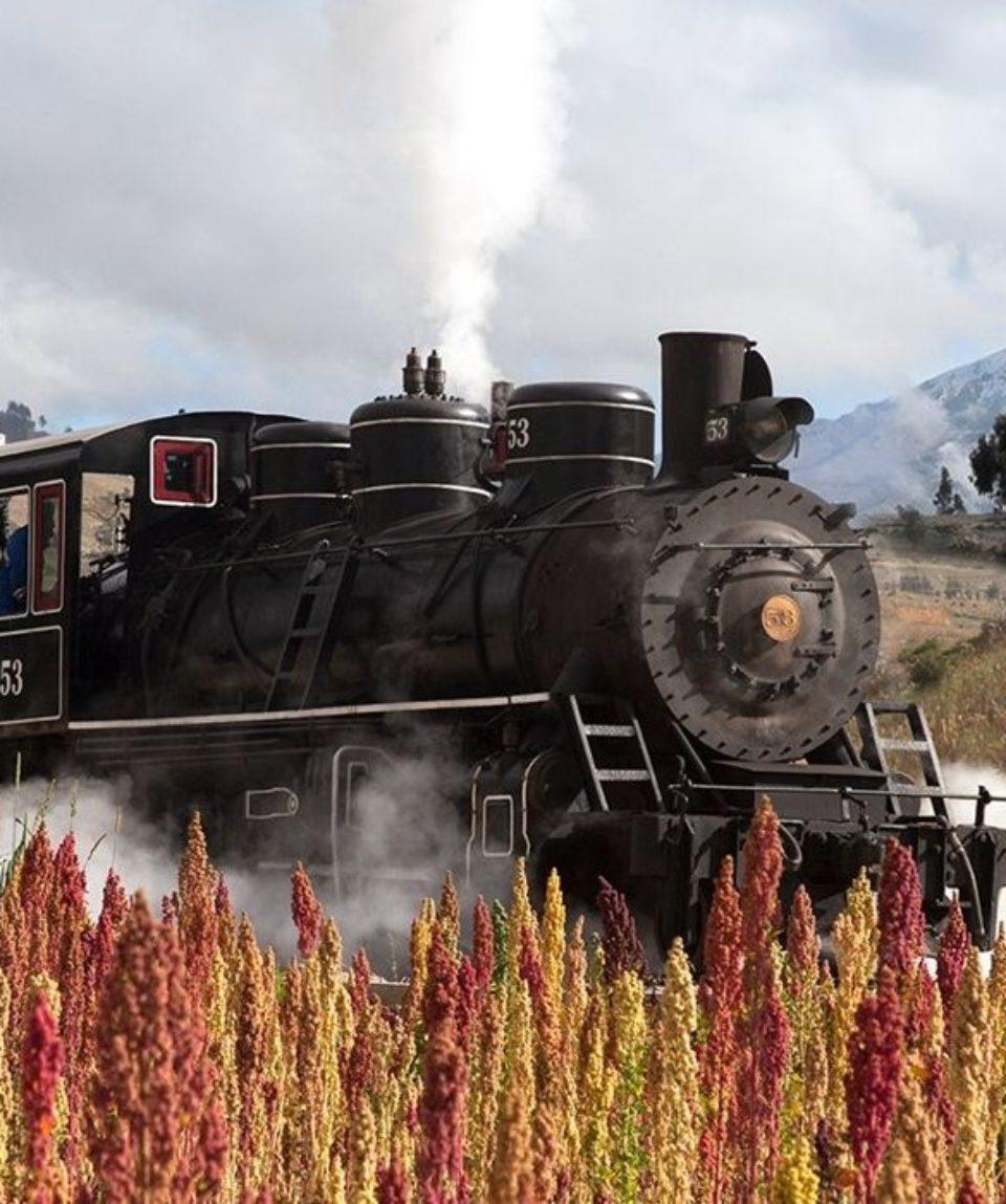 tren crucero ecuador train tour