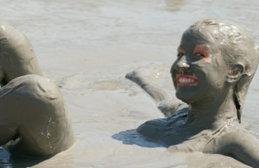 Baño lodo Colombia