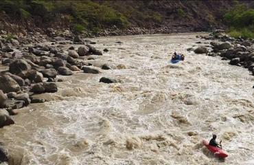 Rafting Chicamocha - Jordan 1
