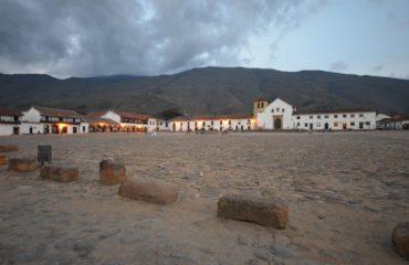 VL233 Villa de Leyva plaza